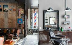 Fotos de Beleza: Conheça as barbearias com ar vintage que oferecem serviços por até R$ 1.550