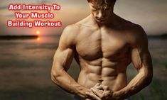 Do you want to have a stronger and more beautiful body? Then the best thing to do is get on your feet and start doing the resistance training. Body Building Tips, Muscle Building Workouts, Healthier You, How To Stay Healthy, Male Torso, Self Empowerment, Daily Meditation, Poses, For Facebook