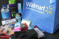 """How to Create a Homeless Care Package for Someone in Need ~ One pinner said, """"what they always want the most (believe it or not) are clean white socks."""" Another said she keeps her 'care/blessing pkgs' in her trunk all year round. What a great parenting activity this is... :)))"""