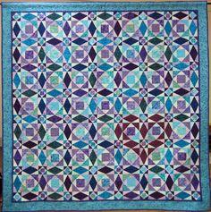 Colorado Springs Quilt Guild: Raffle Quilt