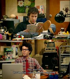 This strong point: | 23 Times The IT Crowd Was Actually The Funniest TV Show Ever