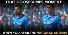 #INDvENG #3rdODI #TeamIndia The Goosebumps Moment! For more cricket fun click: http://ift.tt/2gY9BIZ - http://ift.tt/1ZZ3e4d