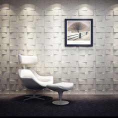 Rubik Board Wall Cladding Tiles - Interior Decorative Tile Panels Box in Home, Furniture & DIY, DIY Materials, Wallpaper Pvc Wall Panels, 3d Panels, Decorative Wall Panels, Tile Panels, Decorative Tile, Accent Wall Panels, Bamboo Panels, Ceiling Panels, Interior Walls