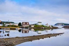 Twillingate, Newfoundland and Labrador On the northeast coast of Newfoundland lies the small fishing town of Twillingate. Quaint dwellings set amongst awesome panoramic views make this town reminiscent of the Scottish highlands. While the fishing trade may be on the wane somewhat, the town is becoming a popular destination for wildlife watchers, with seals, dolphins, whales, and even icebergs to be spotted. Don't miss Notre Dame Bay either, as spectacular as its ecclesiastical namesake.