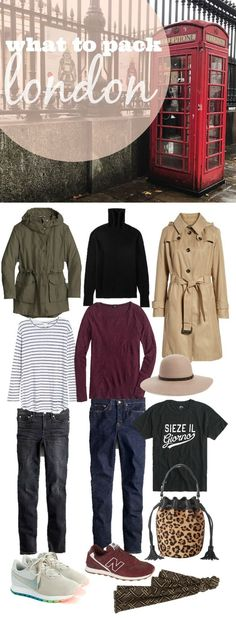 What to pack for London in Fall chic everywhere Wondering what to pack for London in fall? Pack what you need for a London trip that is focused on sightseeing. Get what you need to survive London weather. Fall Packing, Packing List For Travel, Travel Tips, Packing Tips, Travel Ideas, Travel Inspiration, Travel Uk, Shopping Travel, Travel Fashion