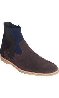 Pierre Hardy  Colorblock Chelsea Boot