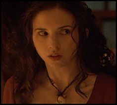 brigitte in Ginger Snaps Back: The Beginning Ginger Snaps Movie, Katharine Isabelle, Top Female Celebrities, Olivia Taylor Dudley, Anthony Michael Hall, Scream Queens, Chloe Grace Moretz, Alexandra Daddario, Gal Gadot