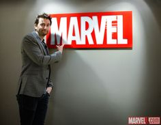 David Tennant and Marvel! My world are nearly complete.