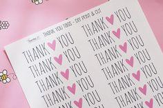 printable thank you tags