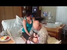 A Soldier Traveled 22 Hours From The Middle East To Surprise His Wife And Newborn In The Maternity Ward