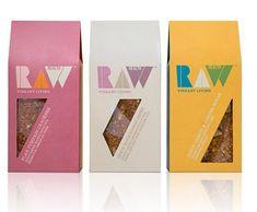 Raw Health Packaging