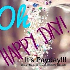 Oh yea!!!! It's Rodan and Fields Payday!!!! Join my team as a consultant and you can have that extra jingle in your pocket!! AND have beautiful skin!! Woo hoo!!! Get on board ladies and gents..... This is AWESOME! #BeautyByChaz #RodanandFields #randfpayday by chaz_marie_hope_