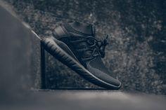 4938af3a65e26a adidas Tubular Nova Primeknit (Triple Black) - Sneaker Freaker