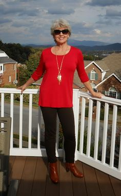 clothing for women over 60 / Covered Perfectly Blog