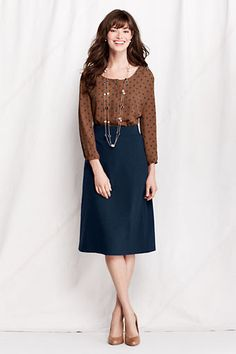wholesale price professional sold worldwide 65 Best How to wear A-line skirts images | Skirts, Fashion ...