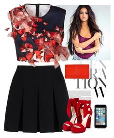 """♦️"" by lorena-hernandez-gonzalez on Polyvore featuring moda, Alexander Wang, Clover Canyon, Jimmy Choo, OtterBox y Yves Saint Laurent"