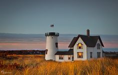 Stage Harbor Lighthouse, Chatham, Cape Cod