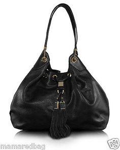 9e3da69004 Borsa Donna a Spalla Nera Sacco a Mano Camden Inspired LOOKAT Black  Shoulder Bag