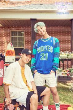 Seungyoun + Hyunsik