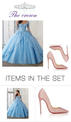 """""""The crown"""" by akilahdesouza ❤ liked on Polyvore featuring art"""