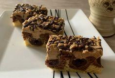 Čerešňový koláč s extra karamelovým krémom (fotorecept) - recept | Varecha.sk Treats, Sweet, Food, Basket, Sweet Like Candy, Candy, Goodies, Essen, Meals