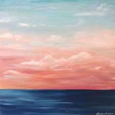 LA horizon. #art