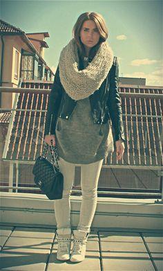 Shopping-outfits - Hannaochelina | Blogg på Devote.se