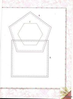 Revista de Dobraduras em tecido - rosotali roso - Álbuns da web do Picasa