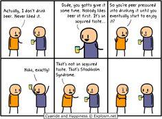 But Beer Loves Me!