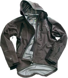 Endura MT500 breathable and absolutely rainproof jacket. $250