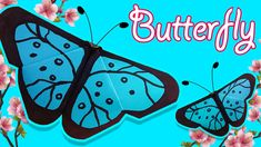 Learn how to make origami paper butterfly in simple steps. Easy paper butterfly making will bring you more DIY decor ideas to you. How To Make Origami, Origami Paper, Snoopy, Paper Crafts, Butterfly, Decor Ideas, Learning, Simple, Easy