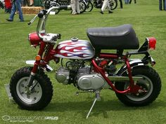 HONDA Z50 A MINITRAIL MINIBIKE Four Stroke Engine, Bike Pic, Minibike, Honda Cub, Hot Rods, Minis, Monkey, Trail, Motorcycles