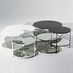 i like the secret underside, the bottom table is glass which reflects the painting on the bottom of the top level
