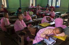School, Sagaing