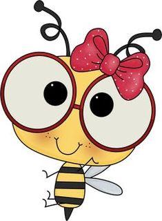 Cartoon Drawings, Easy Drawings, Animal Drawings, Drawing For Kids, Art For Kids, Bee Art, Whimsical Art, Fabric Painting, Cute Cartoon