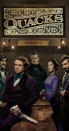 A raucous comedy set in Victorian London about four medical pioneers fighting to make a mark on the world. Mathew Baynton, Rory Kinnear, Amazon Dvd, Tv Series 2017, Victorian London, Watch Full Episodes, Universal Pictures, Streaming Vf, Save Life