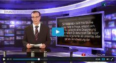 Zur Diskussion gestellt (09) *** Manipulierte Talk-Shows - haben Sie das auch schon festgestellt? - See more at: http://latschariplatz.blogspot.com.br/2015/02/zur-diskussion-gestellt-09-manipulierte.html#sthash.a5tRYVN6.dpuf Staatliche Fernsehsender wie ARD und ZDF nutzen Talkshows offensichtlich nicht nur zur Unterhaltung eines Millionenpublikums, sondern wohl auch zu einer systemkonformen Meinungsmanipulation. Dazu soll es Vorlagen aus Berlin und Brüssel geben...