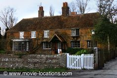 Filming locations, Merchant Ivory version of Howards End