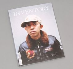 INVENTORY MAGAZINE: Volume 04 Number 07, Nigo Cover
