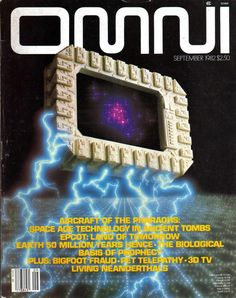 OMNI MAGAZINE June 1979 - The Way of Cross and Dragon by George R.R. Smith