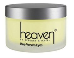 Heaven Bee Venom eyes- A Natural Alternative To Botox And The First Product Of Its Kind, It's Sure To Create A Buzz Within Your Beauty Routine.