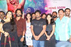 Charmi at Jyothi Lakshmi Trailer Launch