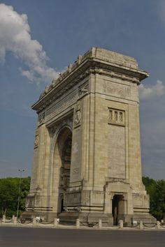 Arcul de Triumf - Arh. Petre Antonescu