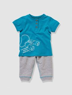 Baby Boy's 2-Piece Trousers