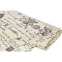 Tissu pour linge de table 'Ange nostalgique'