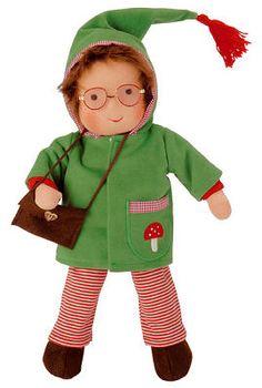 love Kathe Kruse waldorf dolls.
