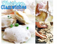 sea themed party food