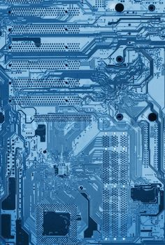 Stock photo ✓ 17 M images ✓ High quality images for web & print | Close-up of electronic circuit board with processor X-ray