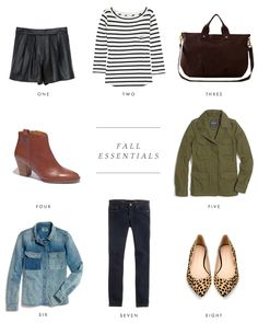 dreams + jeans - Blog - currently coveting - fallessentials