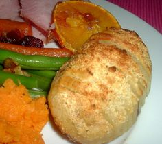Swedish Baked Potatoes (Hasselbackspotatis)